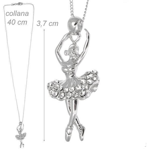 collanina metallocon ballerina 32172