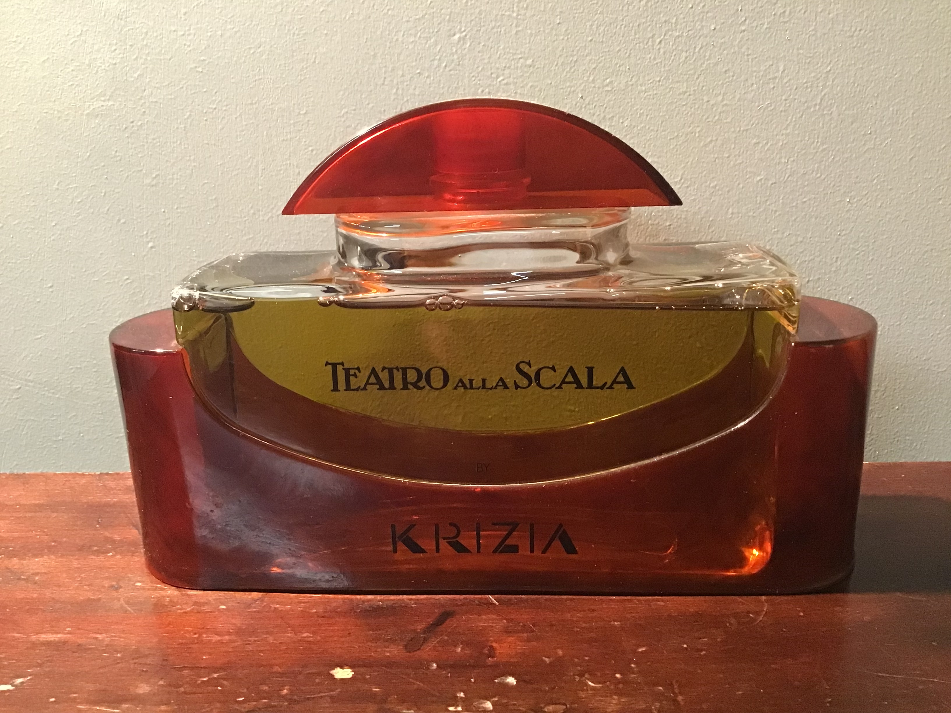 """FACTICE MAGNUM """"TEATRO ALLA SCALA"""" BY KRIZIA"""