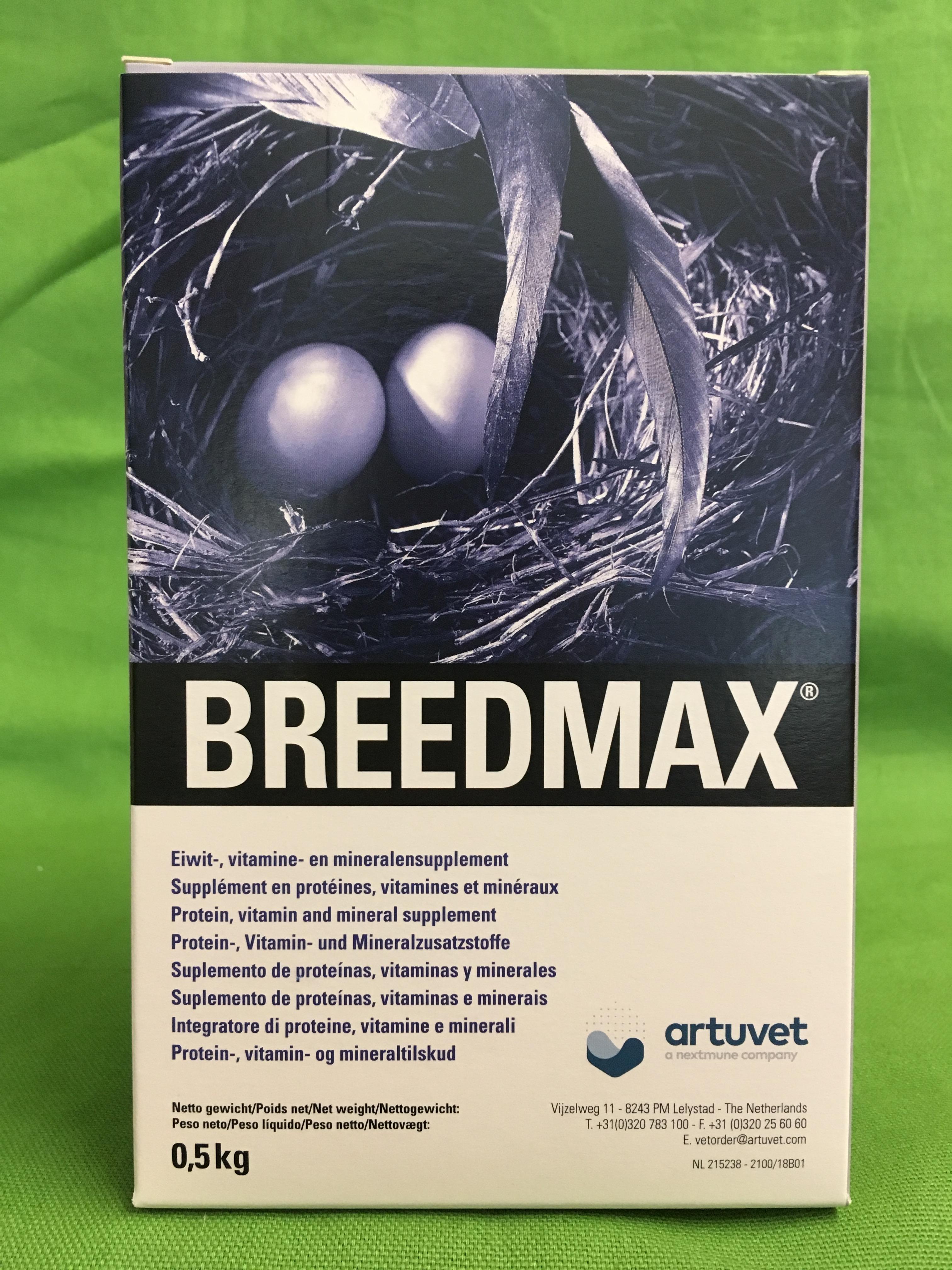 Breed Max gr. 500