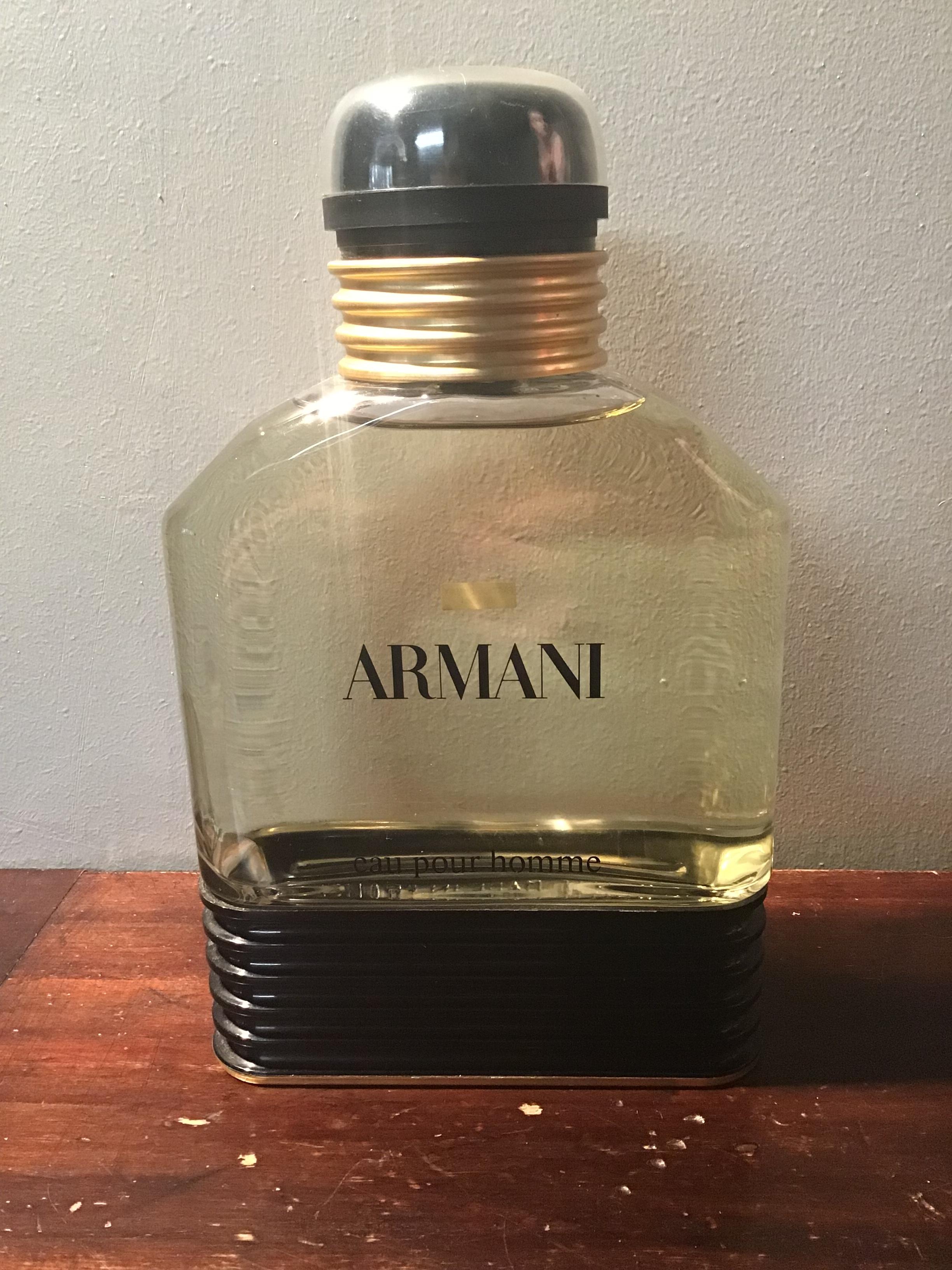 FACTICE MAGNUM ARMANI POUR HOMME