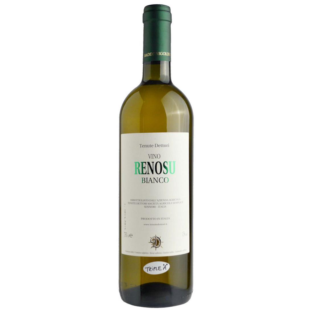 Tenute Dettori - Vino Bianco Renosu - Triple A -
