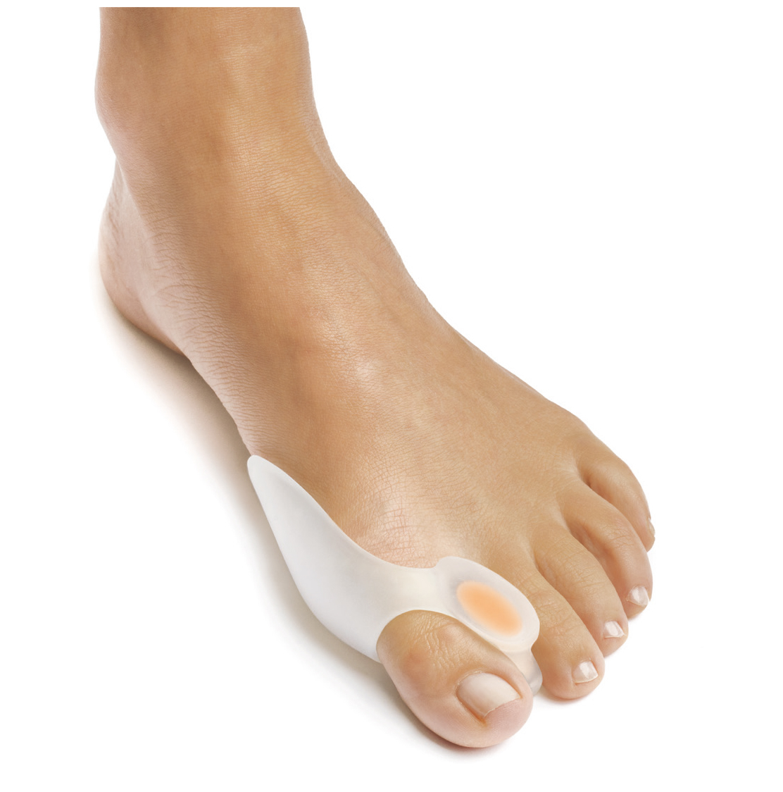 Custom bunion toe spreader