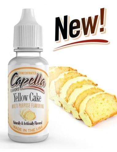 Yellow Cake Aroma concentrato - Capella Flavour