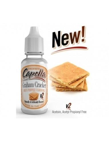 Graham Cracker V2 Aroma concentrato - Capella Flavours