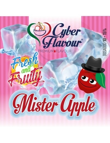 Aroma Mr Apple Fresh&Fruity Cyberflavour
