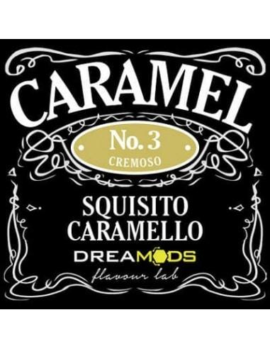 Caramel No.3 Aroma concentrato - Dreamods