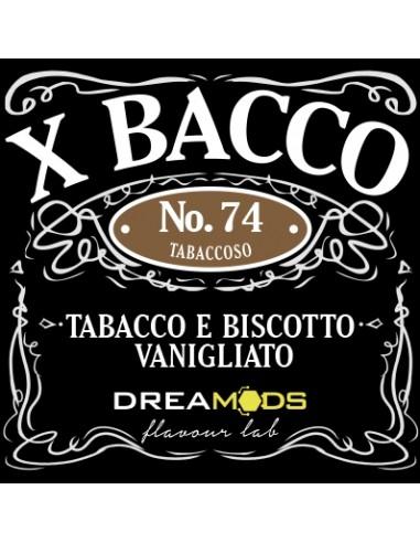 X Bacco n.74 Aroma concentrato - Dreamods
