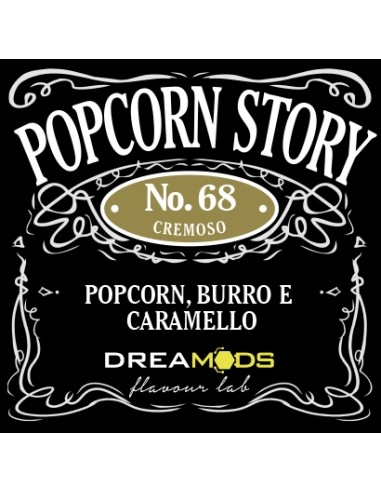 Popcorn Story n.68 Aroma concentrato - Dreamods