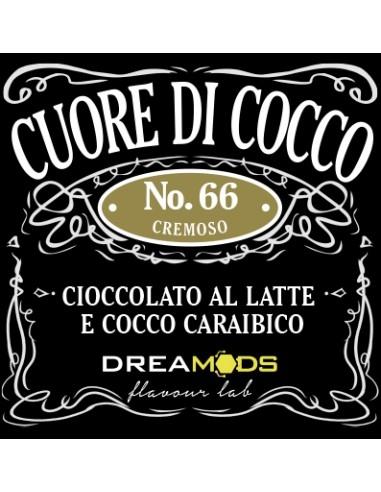 Cuore di cocco n.66 Aroma Concentrato - Dreamods