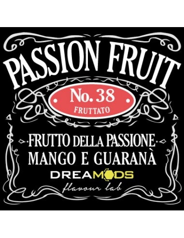 Aroma Dreamods Passion Fruit No.38
