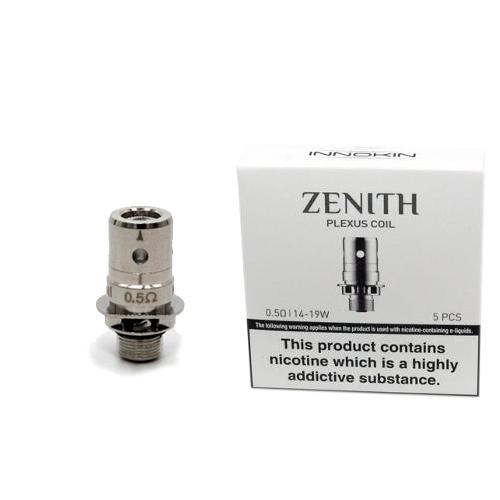 Resistenza Plexus per Zenith (0.5ohm) - INNOKIN