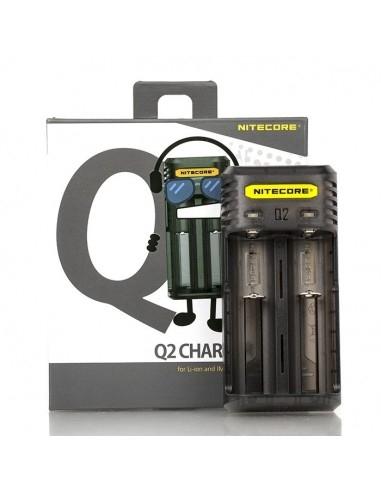 Caricabatterie - Q2 NITECORE