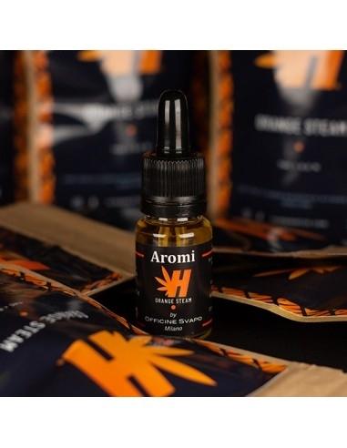 Aroma Orange Steam (CBD) - Officine Svapo