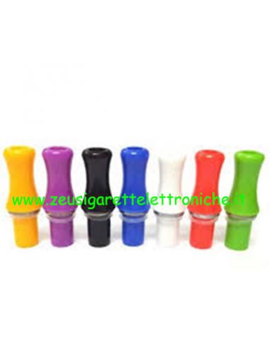 Drip Tip colorati CE plastica
