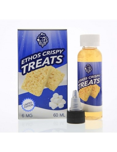 Crispy Treats Blueberry Aroma mix - Ethos Crispy