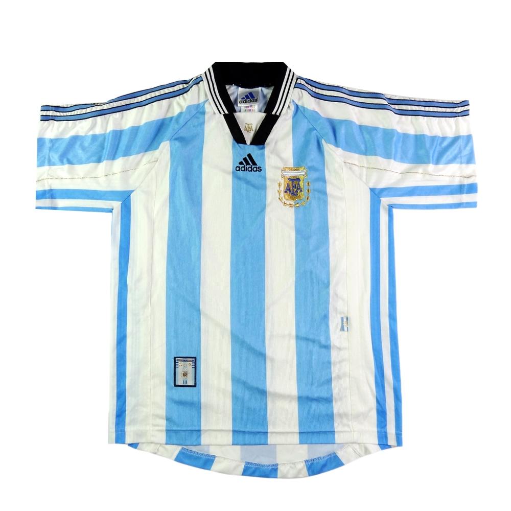 1998-99 Argentina Maglia Home M (Top)