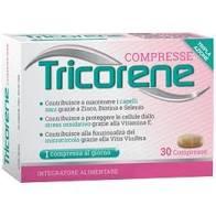 Tricorene compresse + Shampoo