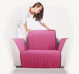 Copri divani e copri poltrone Caleffi
