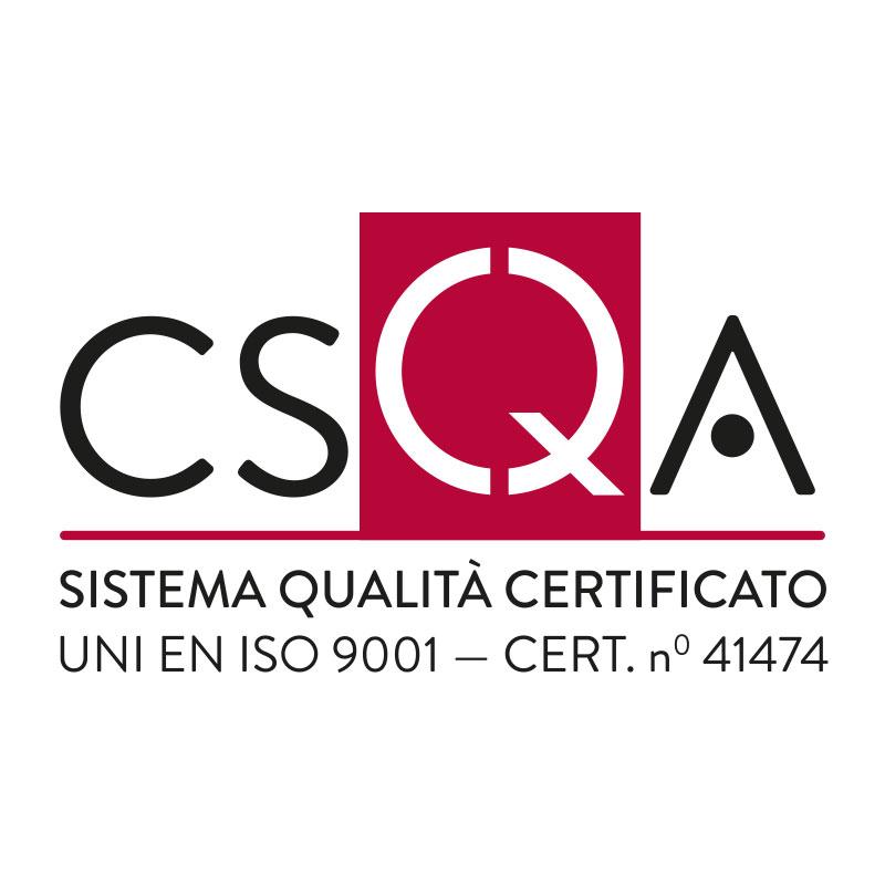 Cerificazione ISO 9001