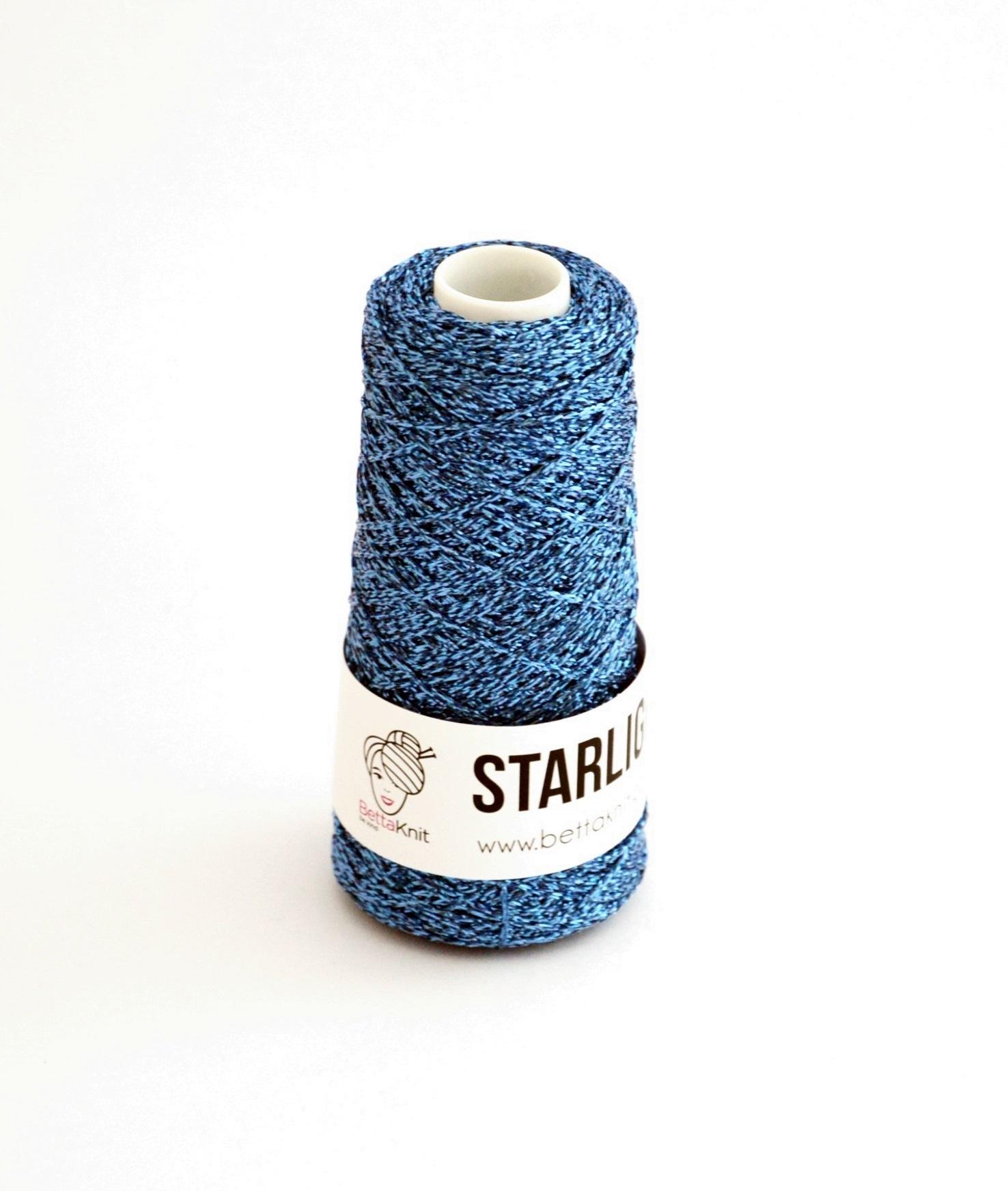 Starlight Yarn Yarns Lurex Bettaknit