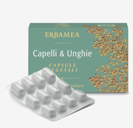 Capelli e Unghie ERBAMEA 24 Compresse