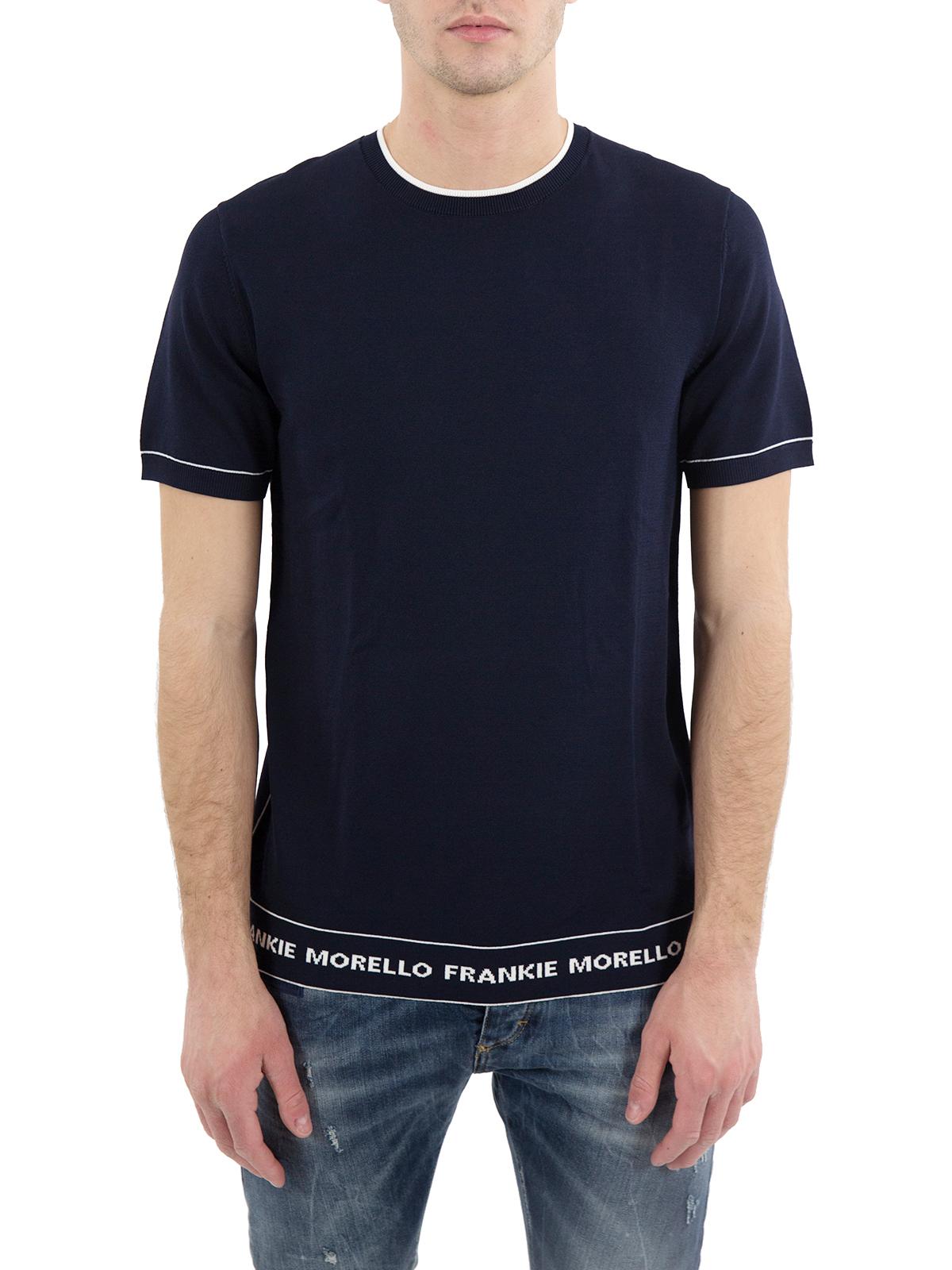 Frankie Morello T-Shirt FMCS9154 ZEUS