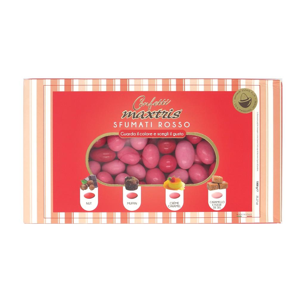 Confetti Maxtris sfumati Rosso