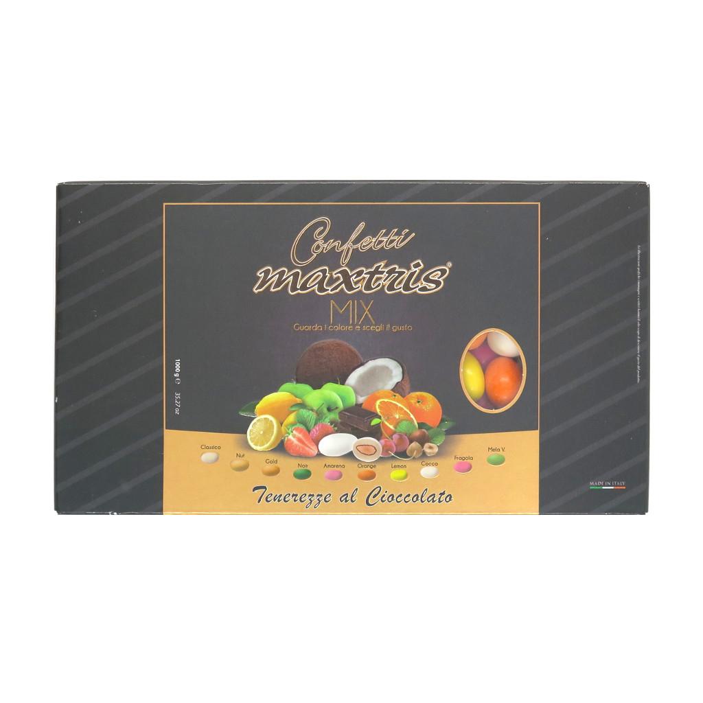 Confetti Maxtris Tenerezze al Cioccolato Mix
