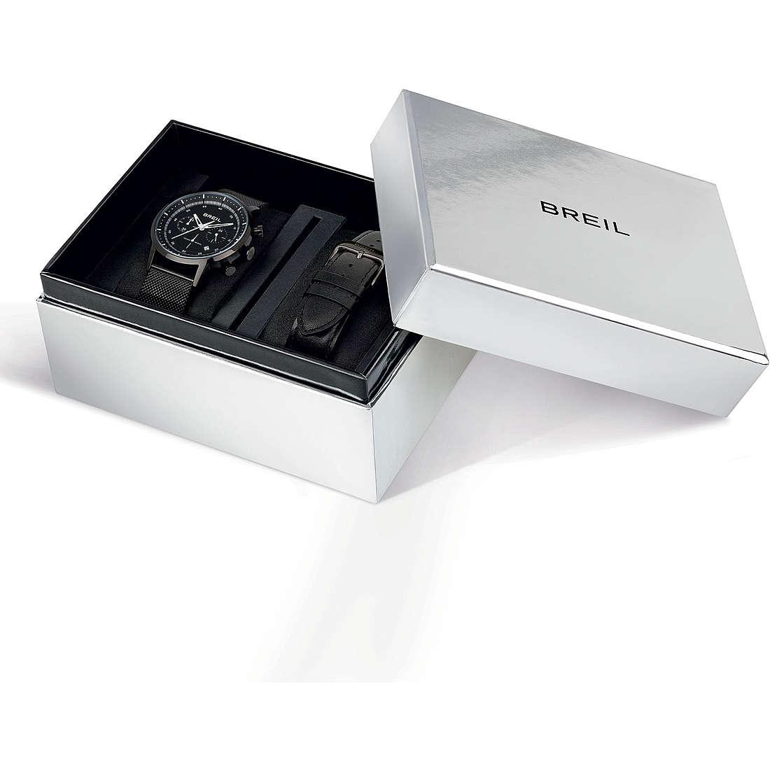 Orologio Cronografo Uomo Breil Six.3.Nine