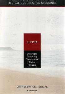 CALZA TERAPEUTICA CONTENITIVA  ELECTA 1 CLASSE - BY RO+TEN