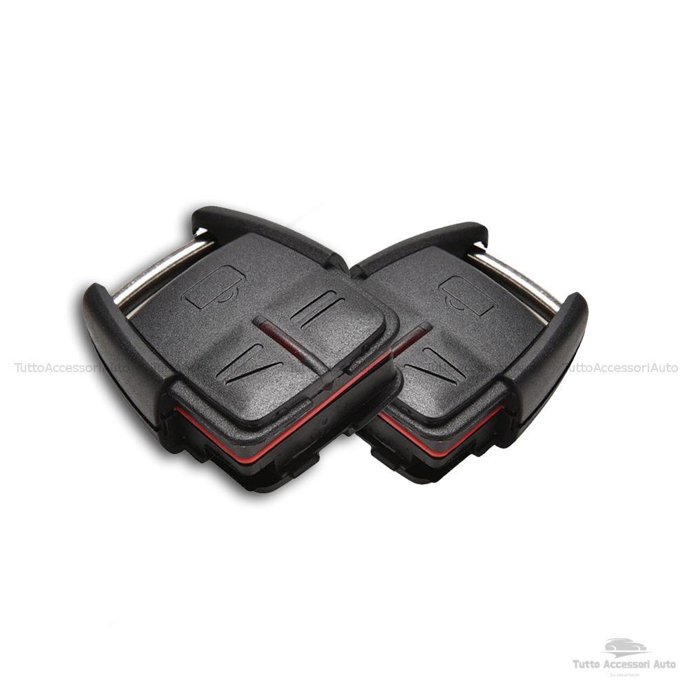Cover Guscio Scocca Per Telecomando 3 Tasti Auto Opel Corsa Astra Zafira Agila Tigra Combo Meriva Solo Guscio No Elettronica E Lama