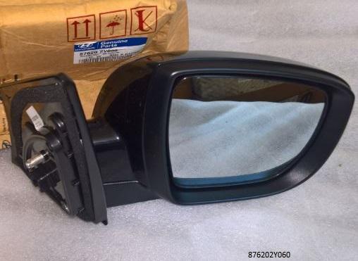 Specchio esterno destro Hyundai ix35 ORIGINALE 876202Y060
