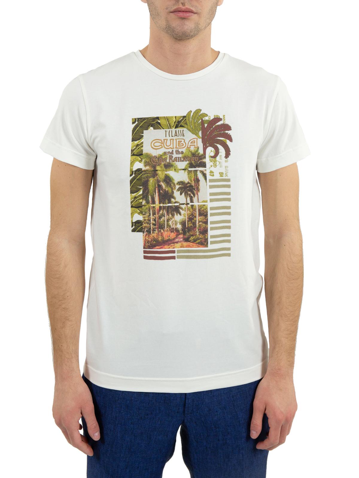 Alviero Martini T-shirt U2801 UE55