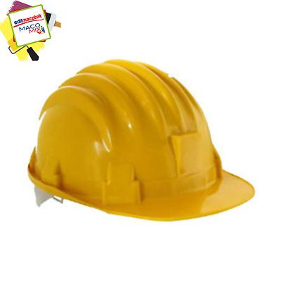 Elmetto sicurezza caschetto protettivo lavoro Ivars Adamello giallo