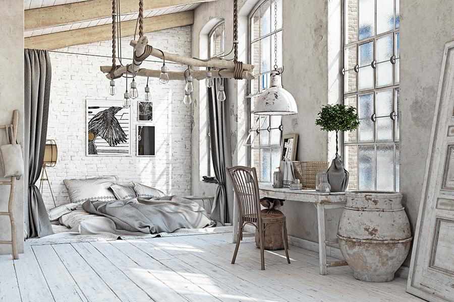 Mobili shabby chic o in stile provenzale gatta maison for Mobilificio online