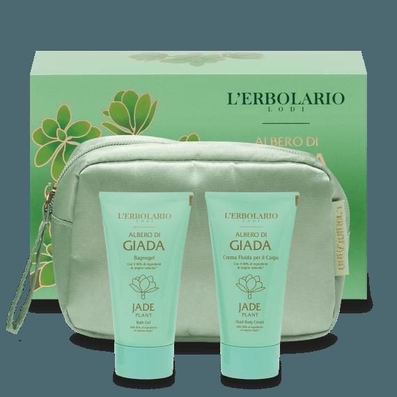 Beauty Pochette Albero di Giada L' Erbolario