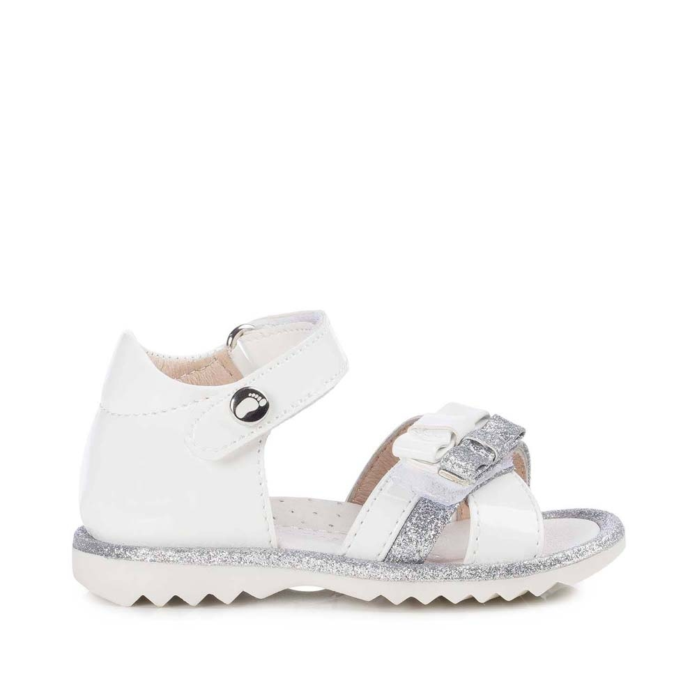 Walkey Y1a2 Sandalo Bambina Primi E In Passi Vernice 40364 Glitter wn0OPX8k