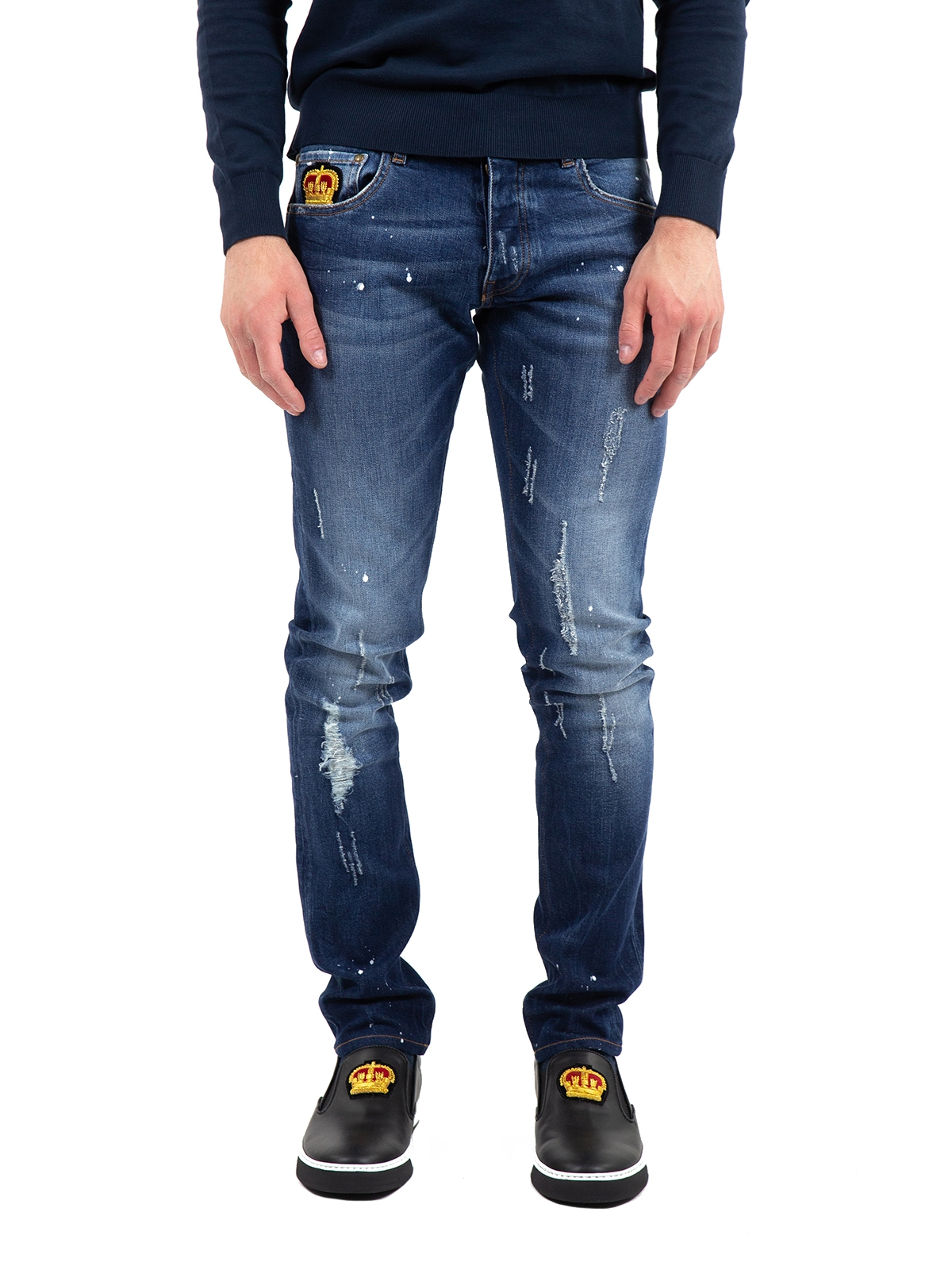 Lords & Fools Jeans S19/KING/DESTROYED