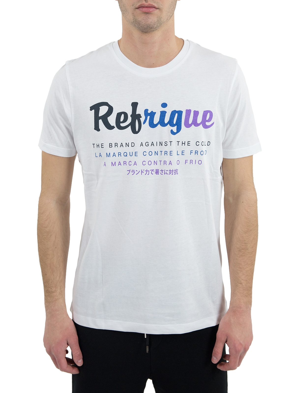 Refrigue T-Shirt R45076SJU1M