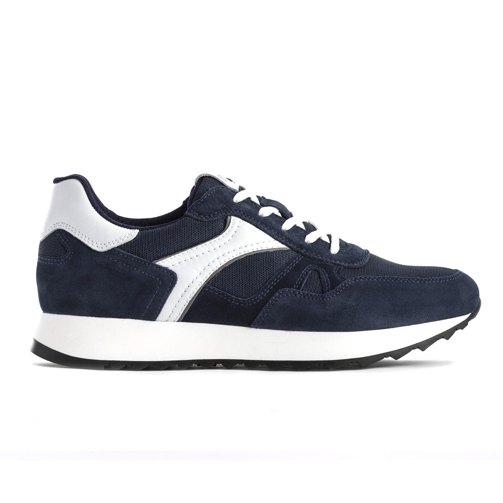 Sneaker blu/bianca Nero Giardini