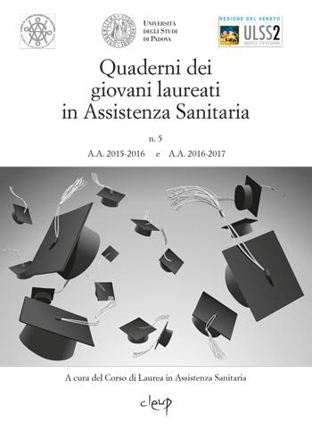Quaderni dei giovani laureati in Assistenza Sanitaria n. 5