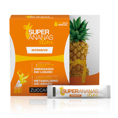 Super Ananas Slim Intensive 25 bustine da 10 ml