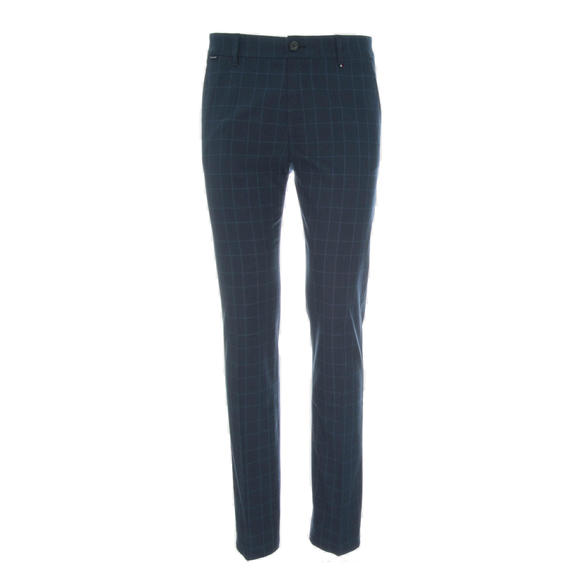 Pantalone blu Nero Giardini