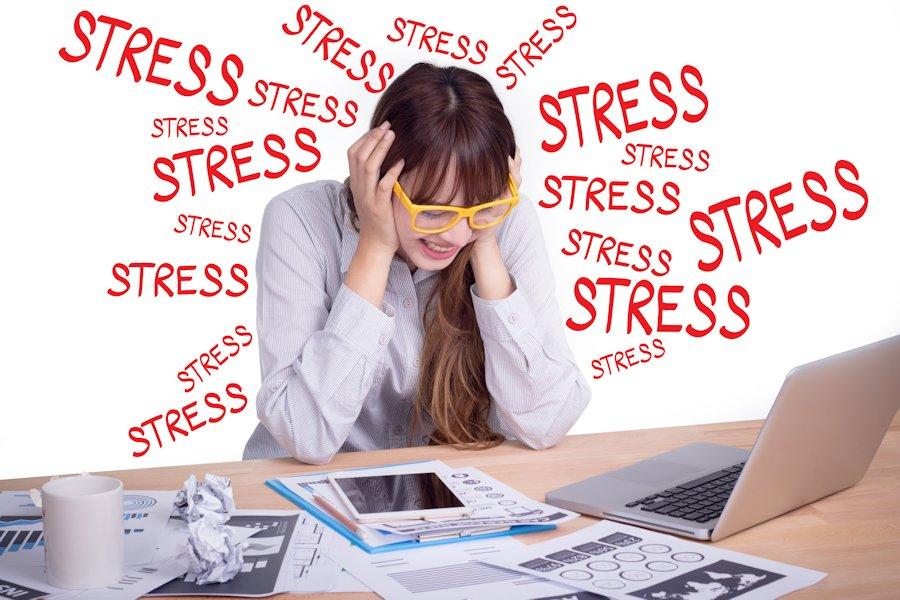 Cosa fare nell'Era dello Stress? Segui i nostri consigli su come affrontarlo in modo naturale!