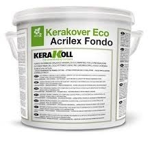 Kerakoll eco Kerakover acrilex fondo 14lt interno esterno