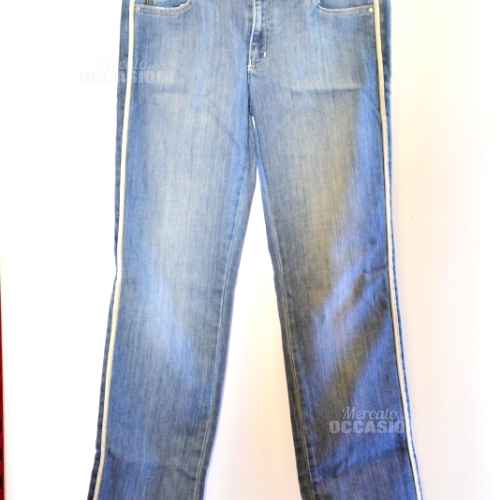 detailed look beb2c 60cd9 Jeans Donna Armani Jeans Tg. 30