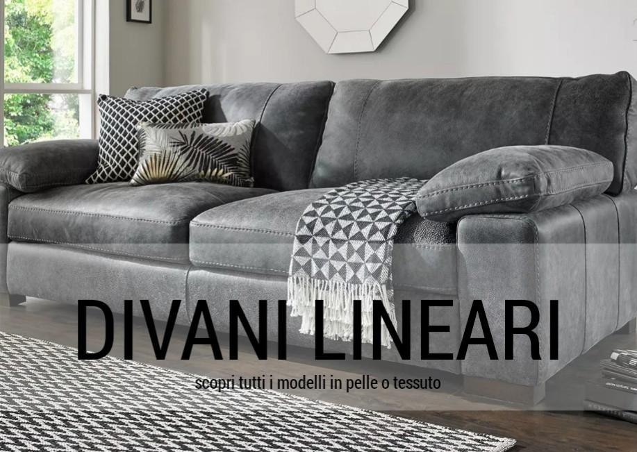 Divani In Pelle E Tessuto : Divani store divani in offerta offerte stock divani in pelle e