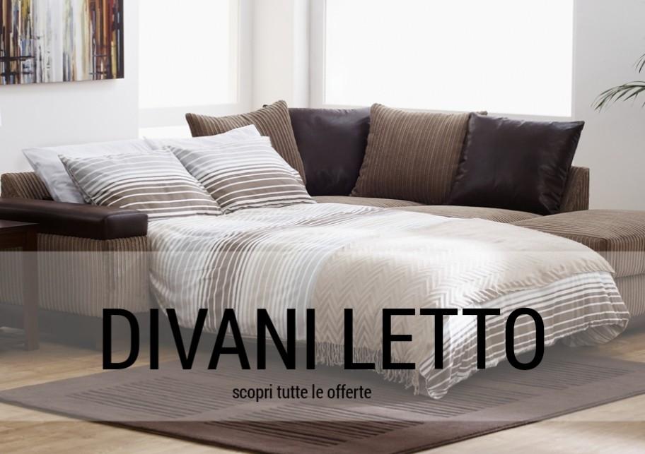 Divani store | Vendita on line divani letto in pronta ...