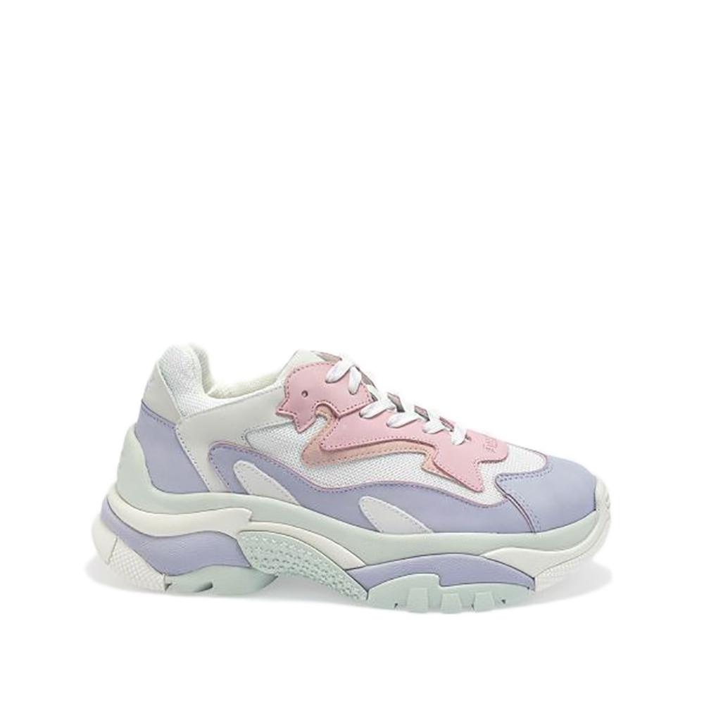 Sneakers modello Addict Bis colori rosa e viola - ASH