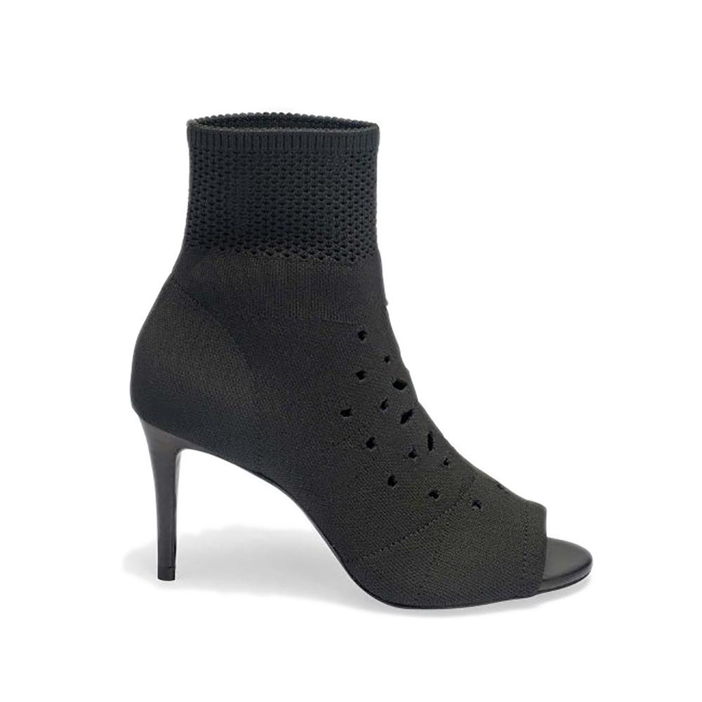 Sandali col tacco effetto calzino modello Heaven - ASH